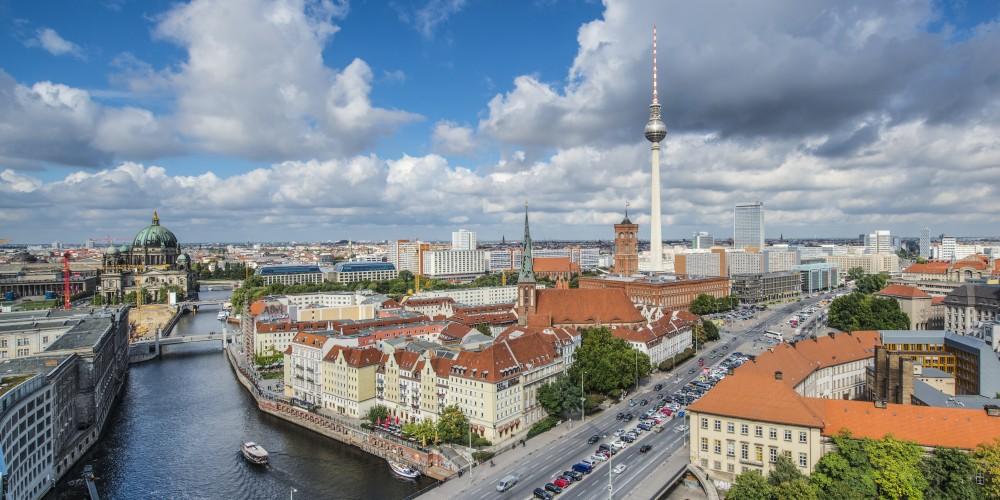 Køb bolig eller investeringsejendom i Berlin, Tyskland.