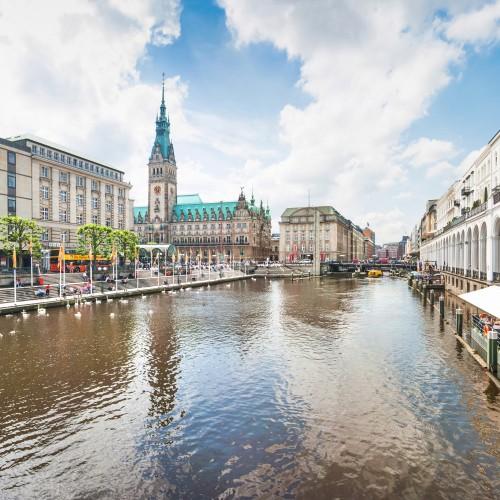 Køb bolig eller investeringsejendom i Hamborg, Tyskland.